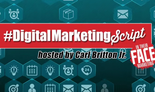 #DigitalMarketingScript Episode 13: How Often To Participate Online