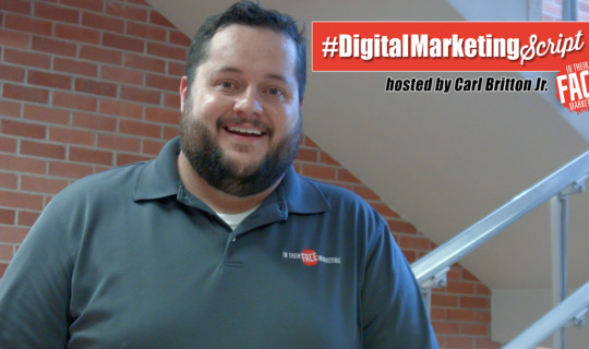 #DigitalMarketingScript Episode 18: Continue Learning More