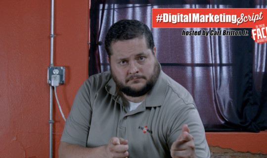 #DigitalMarketingScript Episode 24: Quick Tips For The Weekend