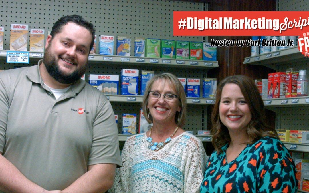 #DigitalMarketingScript Episode 19: Facebook Ads At Charlie's Drug