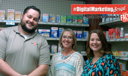 #DigitalMarketingScript Episode 19: Facebook Ads At Charlie's Drug