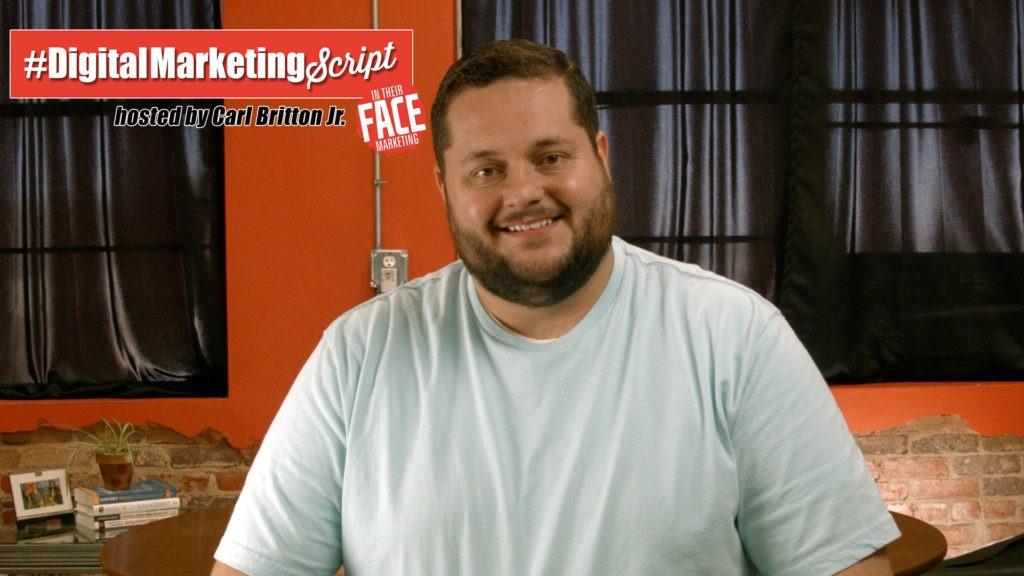 #DigitalMarketingScript Episode 28: Standing Out Online!