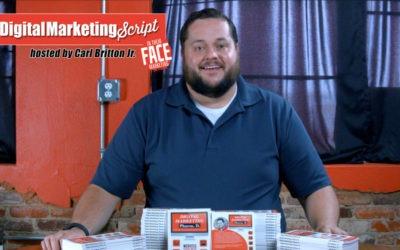 #DigitalMarketingScript Episode 30: Social Media is Half the Battle!