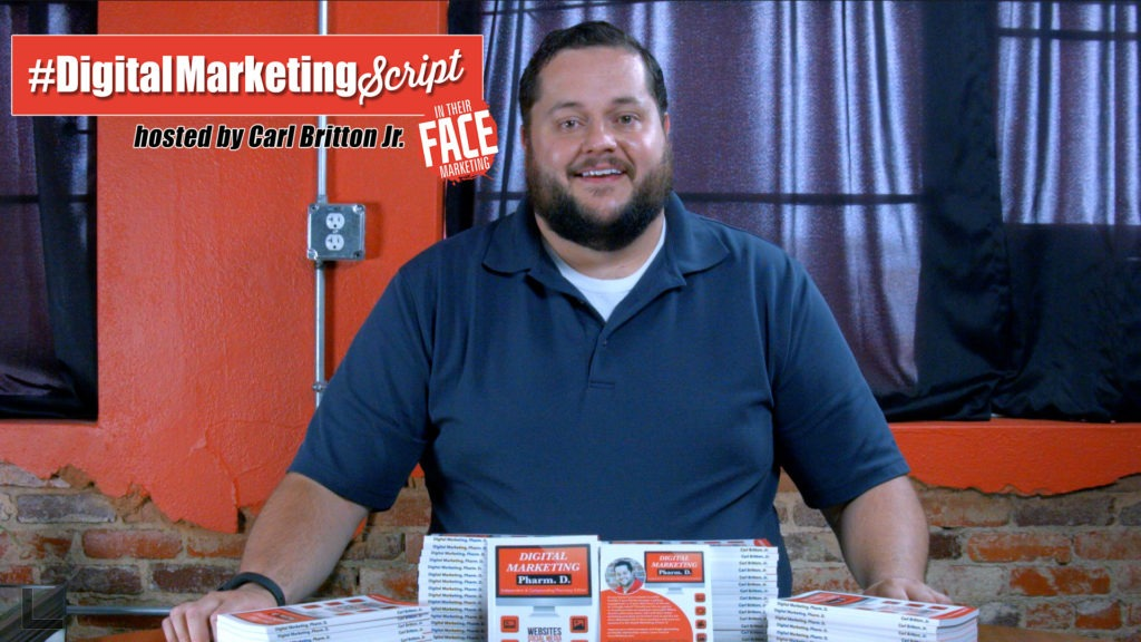 #DigitalMarketingScript Episode 30: Social Media is Half the Battle!