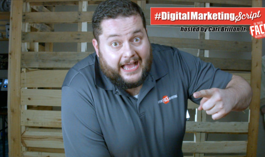 #DigitalMarketingScript Episode 37: Five Things To Post