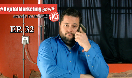 #DigitalMarketingScript Episode 32: Rearranging Your Budget