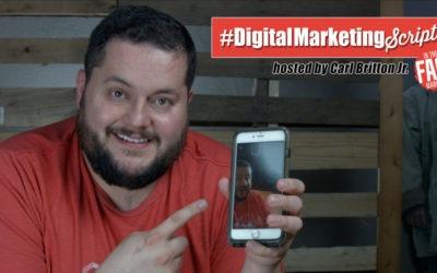 #DigitalMarketingScript Episode 36: What To Keep An Eye On