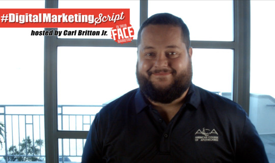#DigitalMarketingScript Episode 39: How To Make Content On The Go