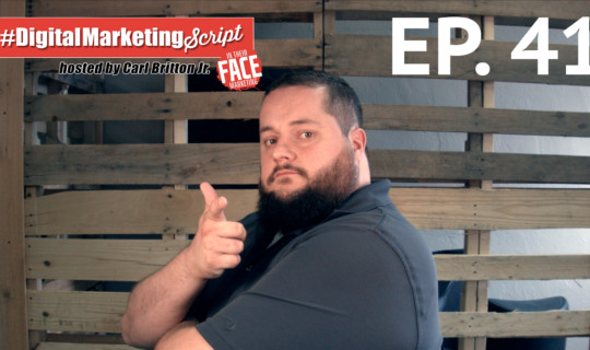 #DigitalMarketingScript Episode 41: Spring Cleaning Social Media